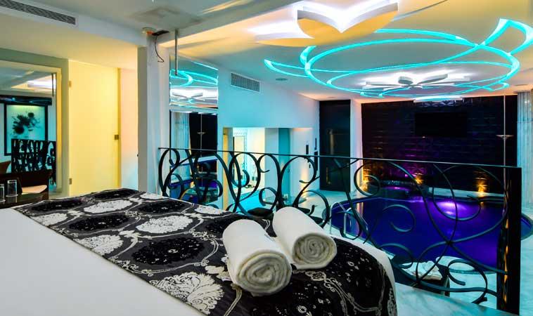 Love Hotels con más Atracciones Kinky