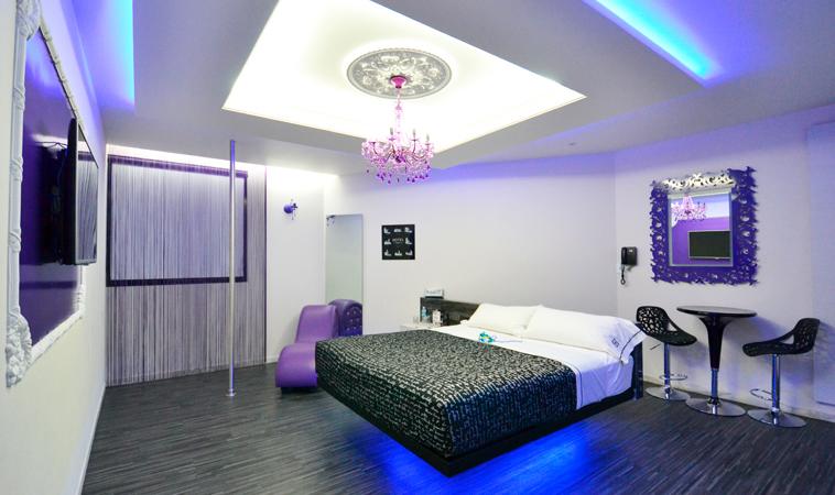 Love Hotels en Ajusco ¡Llega a la cima del placer!