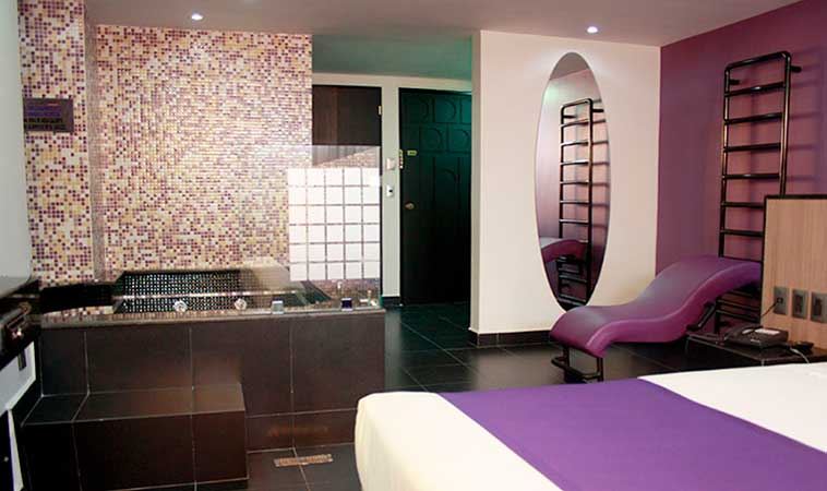 Moteles por Zona Rosa para los amantes del placer