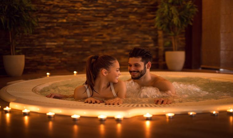 Noche romántica versión Hoteles Kinky