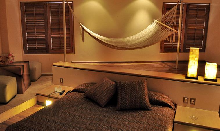 Pirámides Narvarte, un hotel cálido y sensual en la CDMX