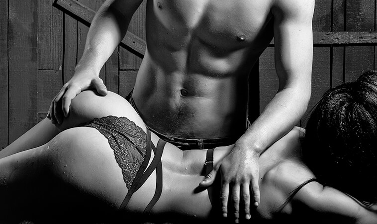 Posiciones sexuales en estas Atracciones Kinky