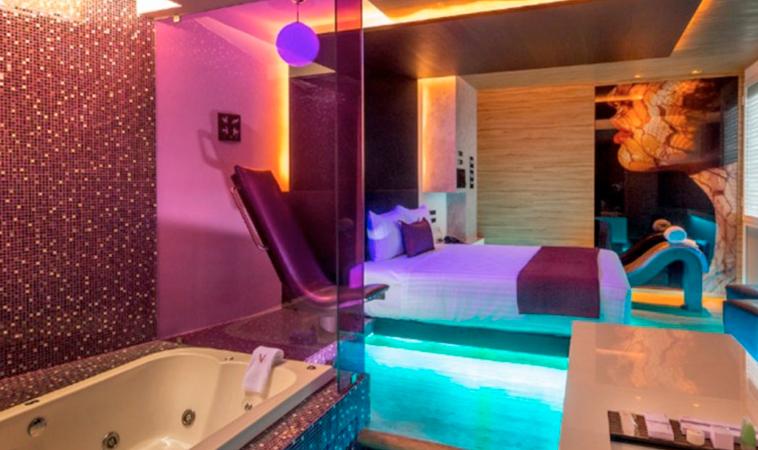 Top 3 de Love Hotels en la zona Sur para una ocasión Kinky