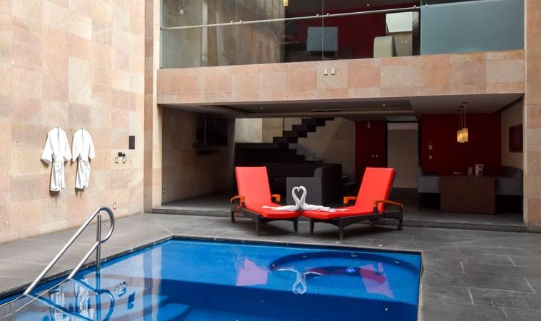 Villas con Alberca privada en Ecatepec