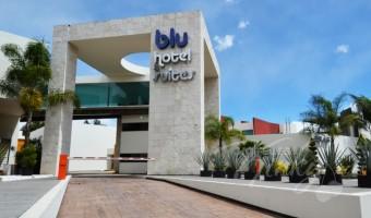 Love Hotel Blu Hotel & Suites en la Zona Sur de la Ciudad de México