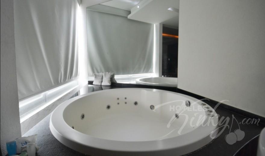 Love Hotel Blu Hotel & Suites, Habitacion Master Suite Hotel