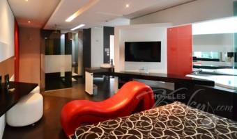 Love Hotel Blu Hotel & Suites, Habitación Master Suite Villa