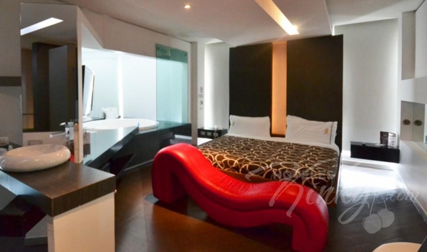 Love Hotel Blu Hotel & Suites, Habitacion Master Suite Villa