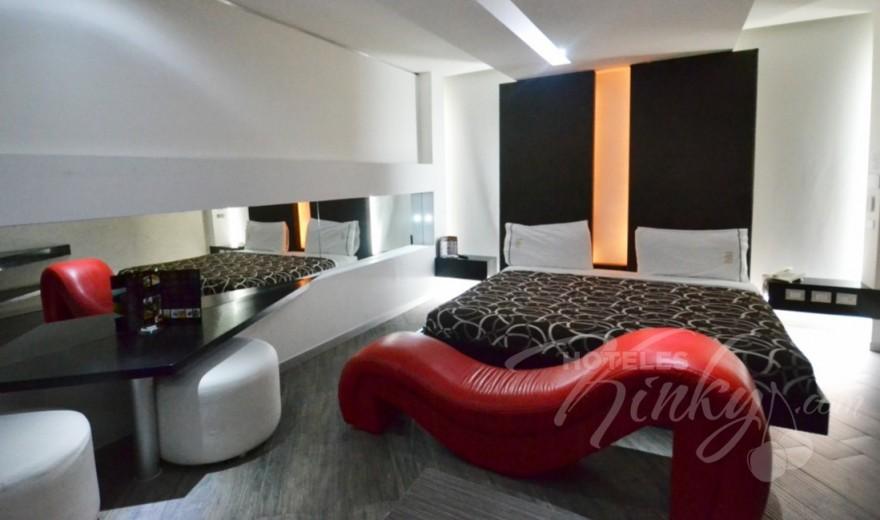 Habitaciòn Suite Villa del Love Hotel Blu Hotel & Suites