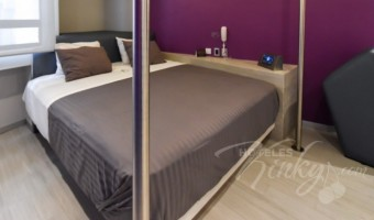 Love Hotel Bonn, Habitacion Elite Suite Tech