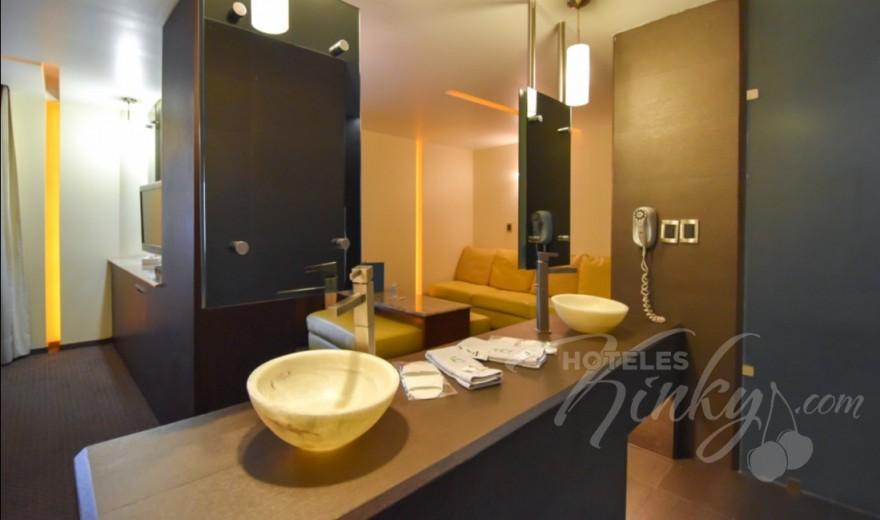 Habitaciòn Elite Suite del Love Hotel Bonn