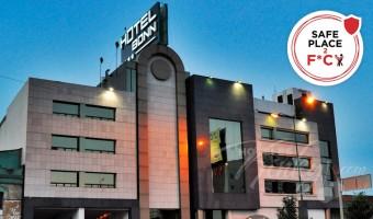 Love Hotel Bonn en la Zona Centro de la Ciudad de México