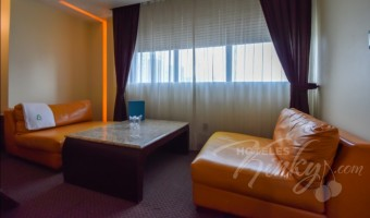 Love Hotel Bonn, Habitacion Junior Suite