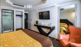 Love Hotel Bonn, Habitacion King Size