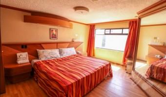 Love Hotel Cabanna Hotel & Villas, Habitacion Torre con Jacuzzi
