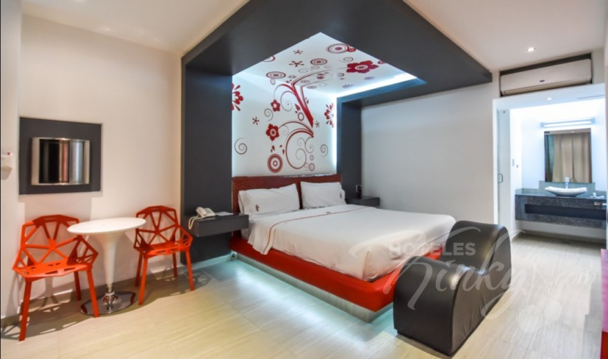 Love Hotel Candeli, Habitacion Jr. Suite