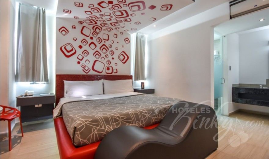 Love Hotel Candeli, Habitación Sencilla Torre