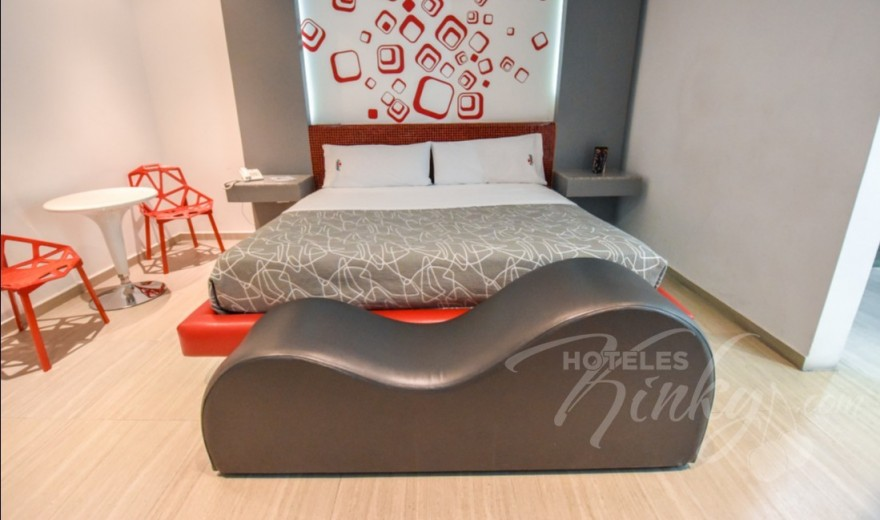 Love Hotel Candeli, Habitación Villa