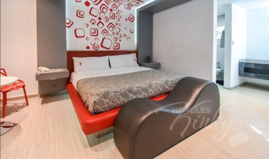 Love Hotel Candeli, Habitacion Villa