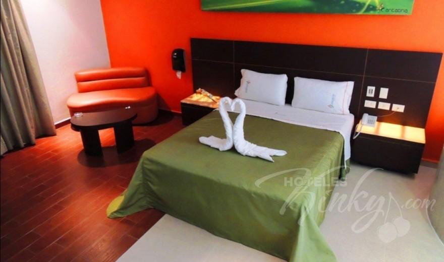 Love Hotel Cantabria, Habitacion Jacuzzi