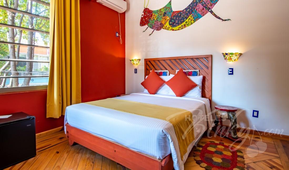 Love Hotel Casa Anzures Suites , Habitación Habitación de Lujo