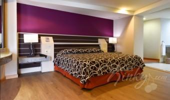 Love Hotel Castello, Habitación Jacuzzi de Torre