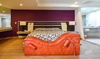 Love Hotel Castello, Habitacion Jacuzzi Motel Amor