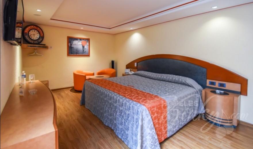 Love Hotel Catalina, Habitacion Suite