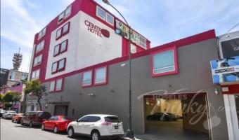 Love Hotel Centra2 en la Zona Centro de la Ciudad de México