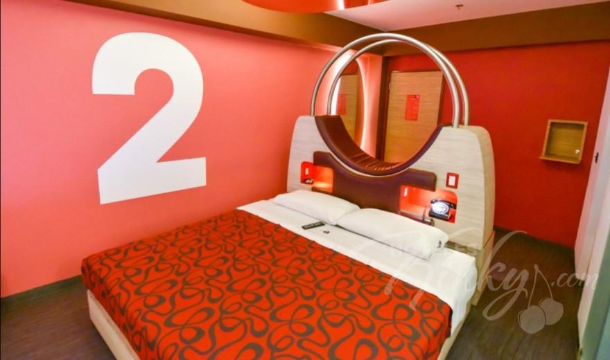 Love Hotel Centra2, Habitación Suite