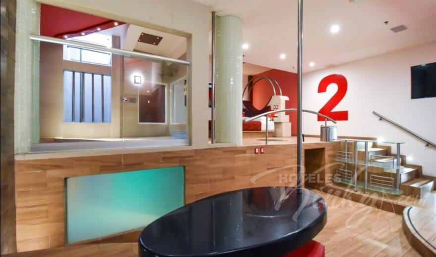 Love Hotel Centra2, Habitacion Suite GT