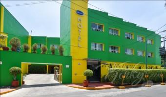 Love Hotel Circuito  en la Zona Norte de la Ciudad de México