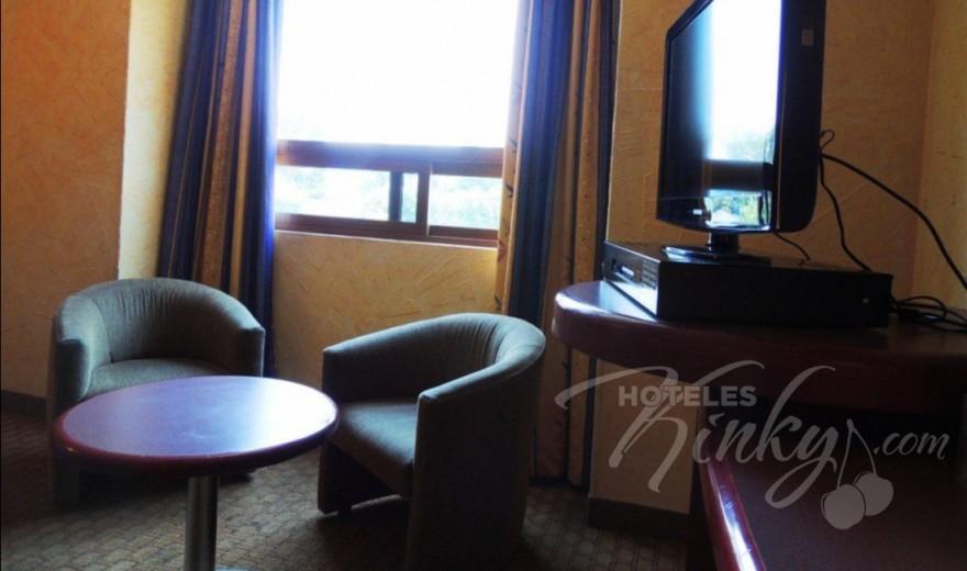 Love Hotel Concorde, Habitacion Sencilla