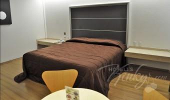 Love Hotel Suites & Villas Contadero, Habitacion Sencilla Torre