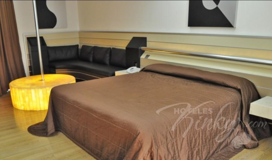 Love Hotel Suites & Villas Contadero, Habitacion Villa Sencilla