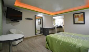 Love Hotel Corona Real, Habitacion Cuarto King Size