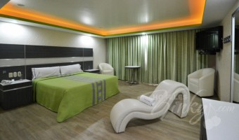 Love Hotel Corona Real, Habitacion Jacuzzi
