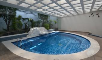 Love Hotel Costa del Sol, Habitacion Alberca, Jacuzzi y Sauna