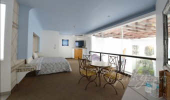 Love Hotel Costa del Sol, Habitacion Alberca