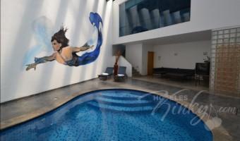 Love Hotel Costa del Sol, Habitación Alberca