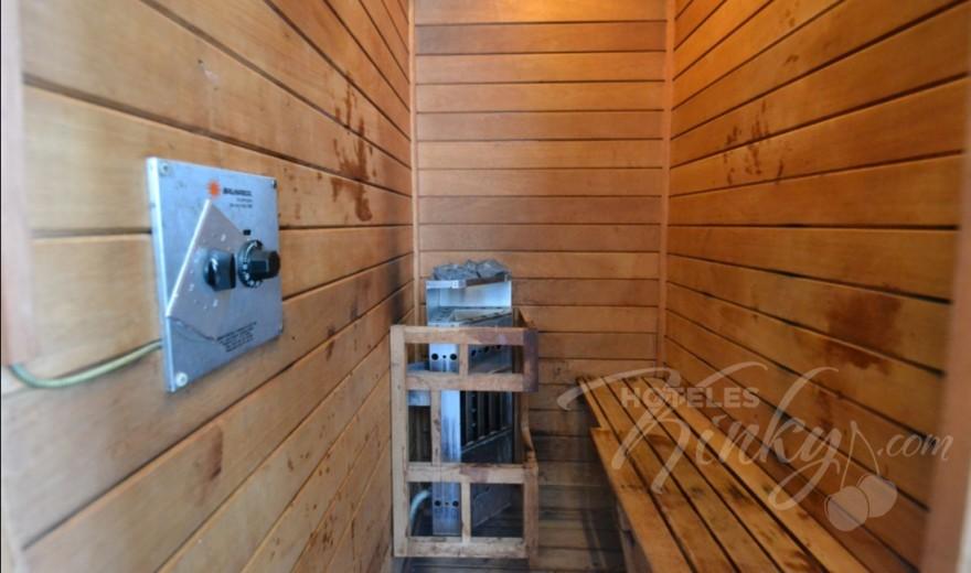 Love Hotel Costa del Sol, Habitacion Jacuzzi y Sauna