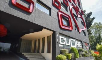 Love Hotel Cuore en la Zona Sur de la Ciudad de México