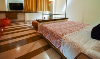 Love Hotel Cuore, Habitación Torre Master Suite