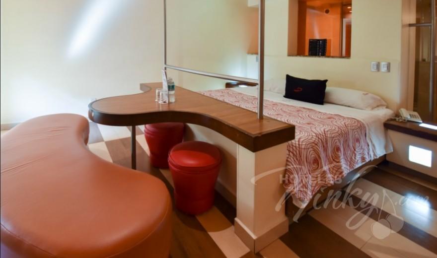 Love Hotel Cuore, Habitacion Torre Master Suite