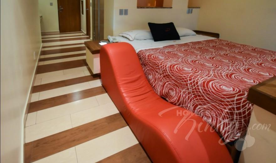 Love Hotel Cuore, Habitacion Torre Sencilla