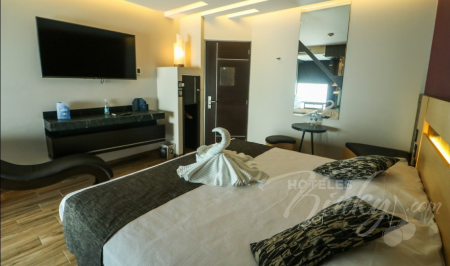 Love Hotel DN Hotel & Villas, Habitacion Junior Suite