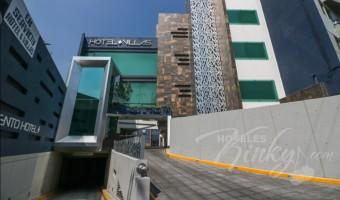 Love Hotel DN Hotel & Villas en la Zona Sur de la Ciudad de México