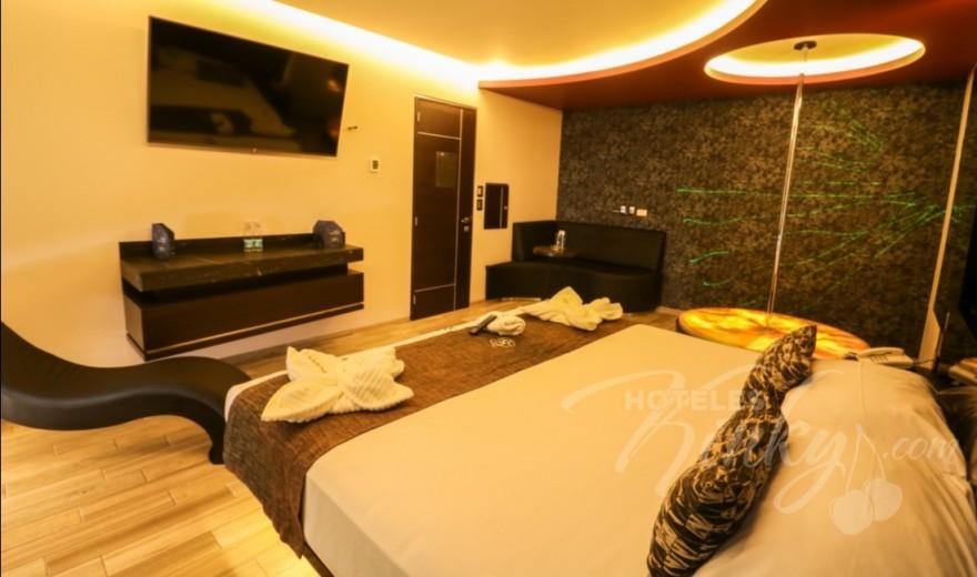 Love Hotel DN Hotel & Villas, Habitacion Villa Temática