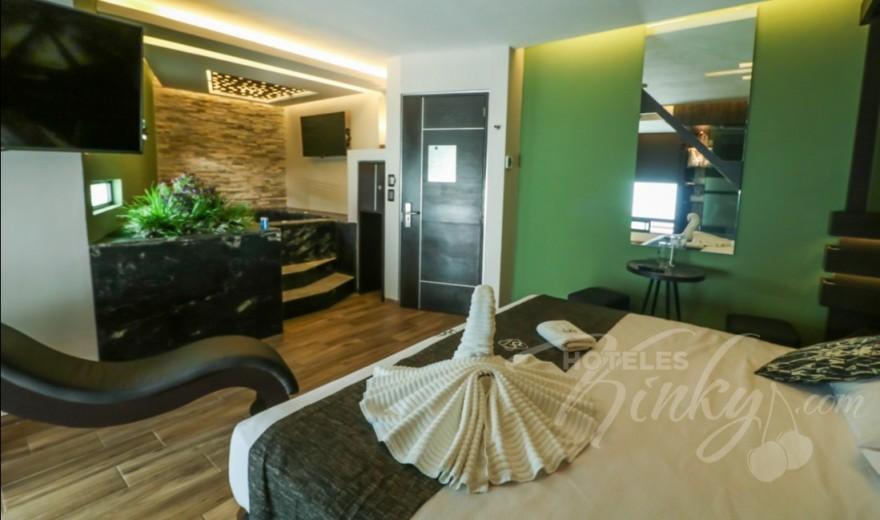 Love Hotel DN Hotel & Villas, Habitacion Suite con Jacuzzi