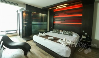 Love Hotel DN Hotel & Villas, Habitación Junior Villa